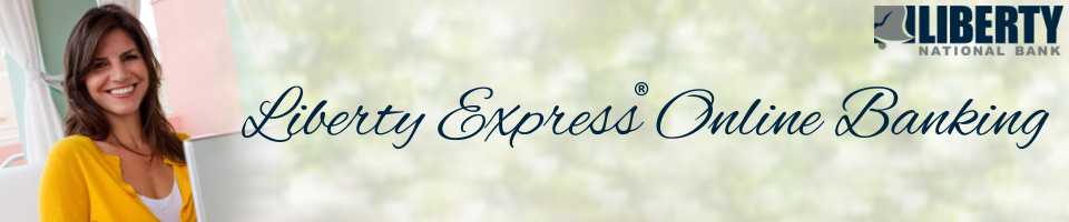 Liberty Express Online Banking