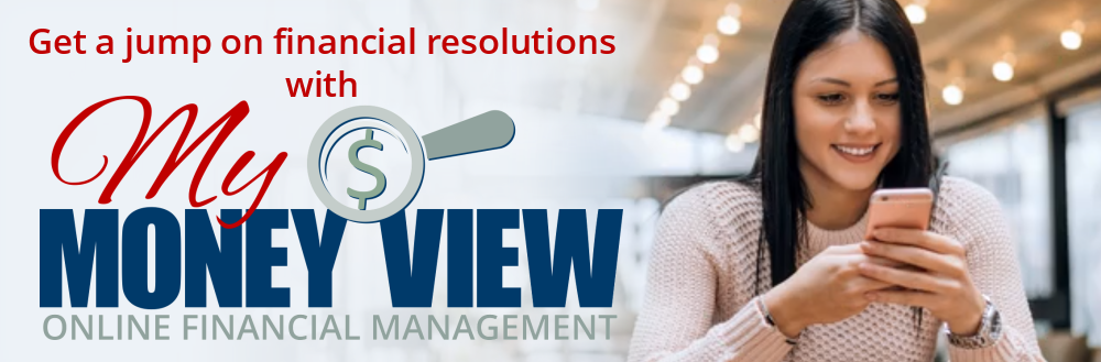 Jumpstart Financial Resolutions with My Money View