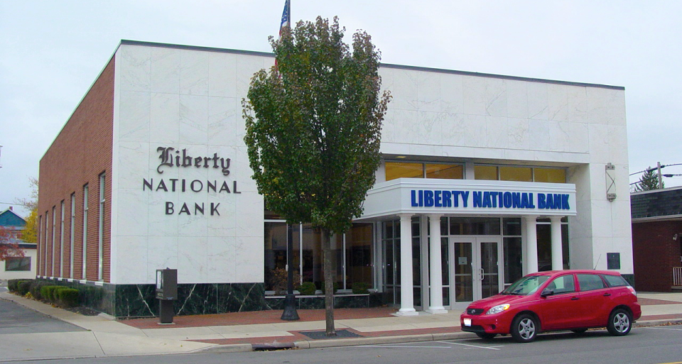 Liberty National Bank Ada Office