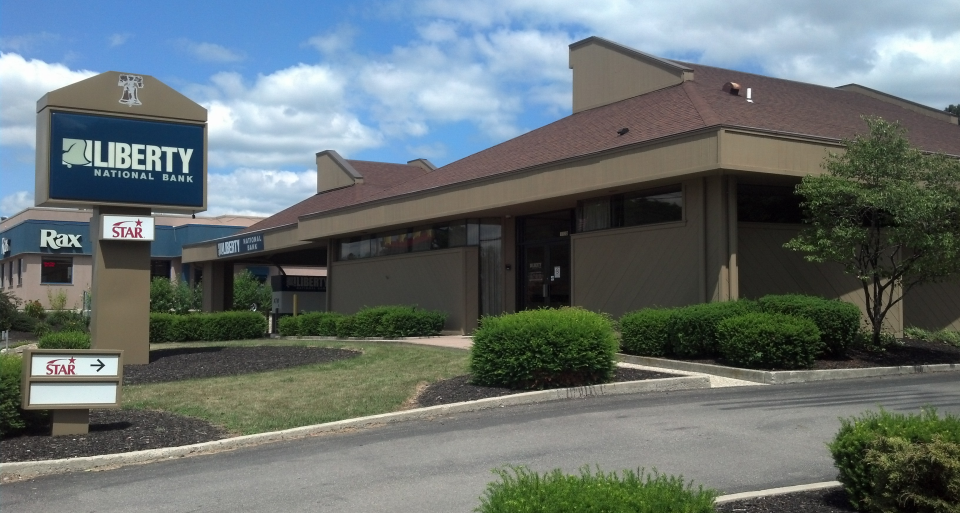 Liberty National Bank Bellefontaine North Office