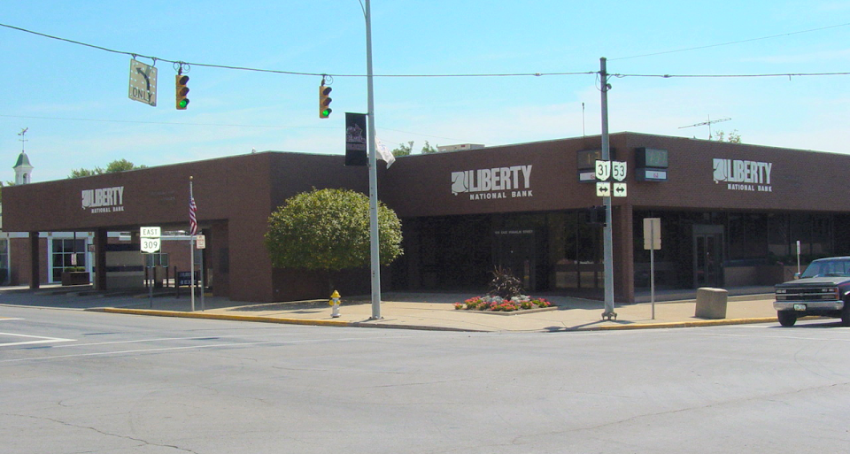 Liberty National Bank Kenton Office